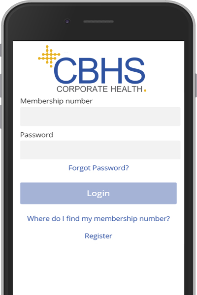 CBHS Corp Mob App